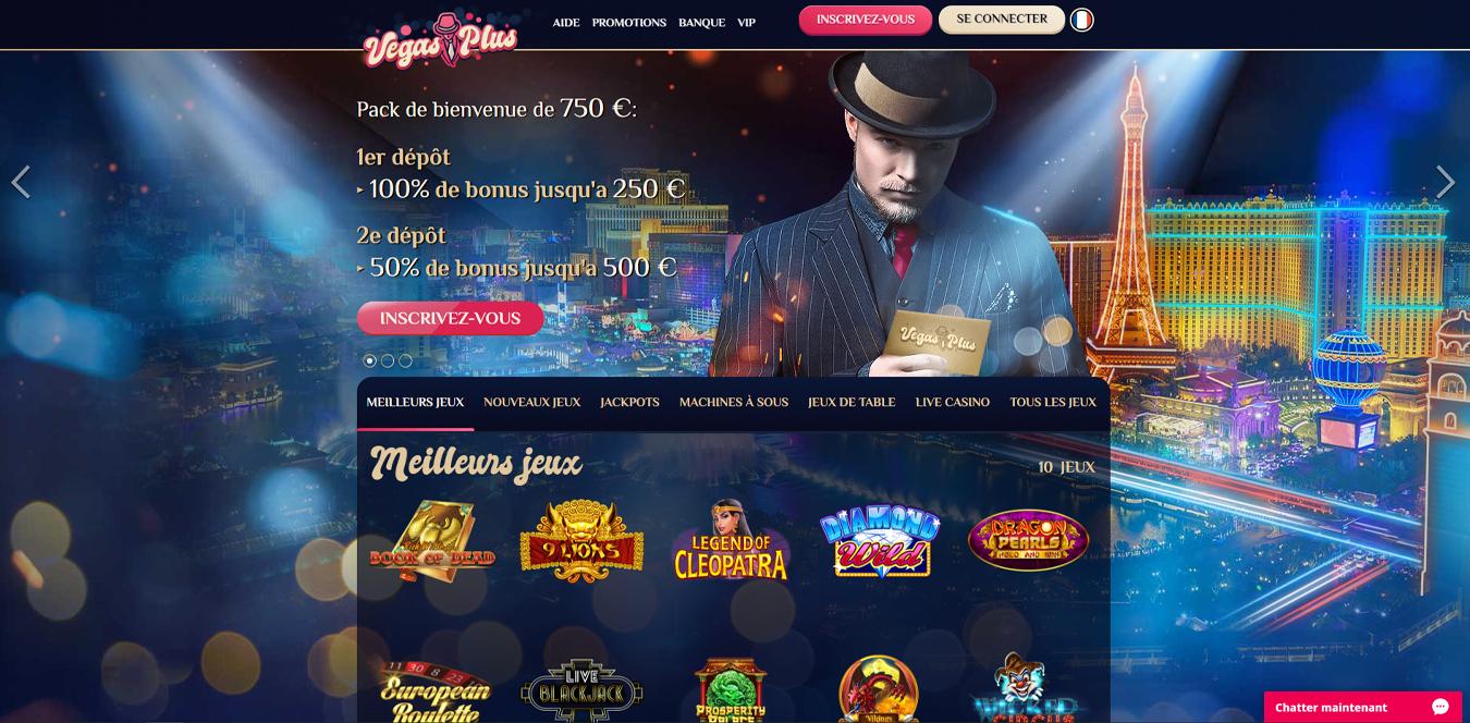 Casino Vegas Plus
